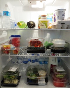 Nisha's Fridge
